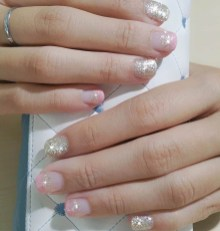 Fashionable Pink And White Nails Designs Ideas You Wish To Try37