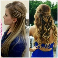 Gorgeous Prom Hairstyles Ideas For Women You Must Try12