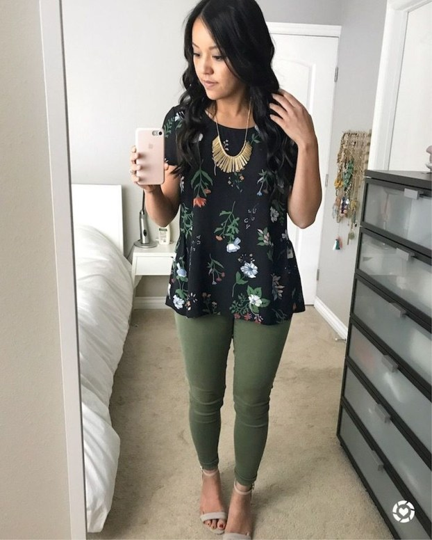 Pretty Work Outfits Ideas To Achieve A Career In 201940