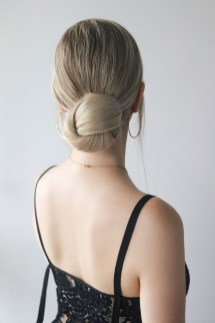 Unique Bun Hairstyles Ideas That Youll Love01