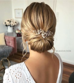 Unique Bun Hairstyles Ideas That Youll Love16