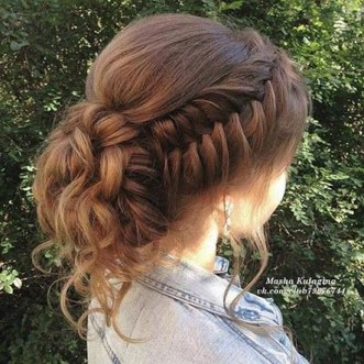 Unique Bun Hairstyles Ideas That Youll Love46