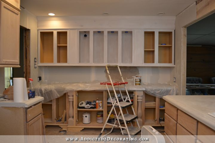 Prepping Kitchen Cabinets For Paint Aka Why I Dont