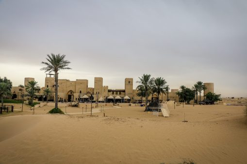 Dubaj_pustynia