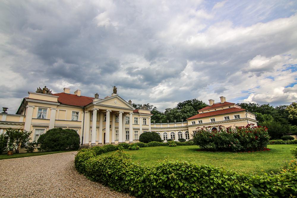 pałac_Smielow