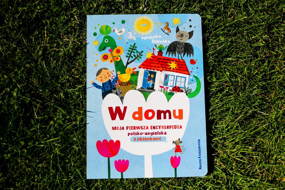 W_domu_moja_pierwsza_encyklopedia_polsko_angielska