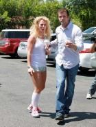 Britney Spears denim
