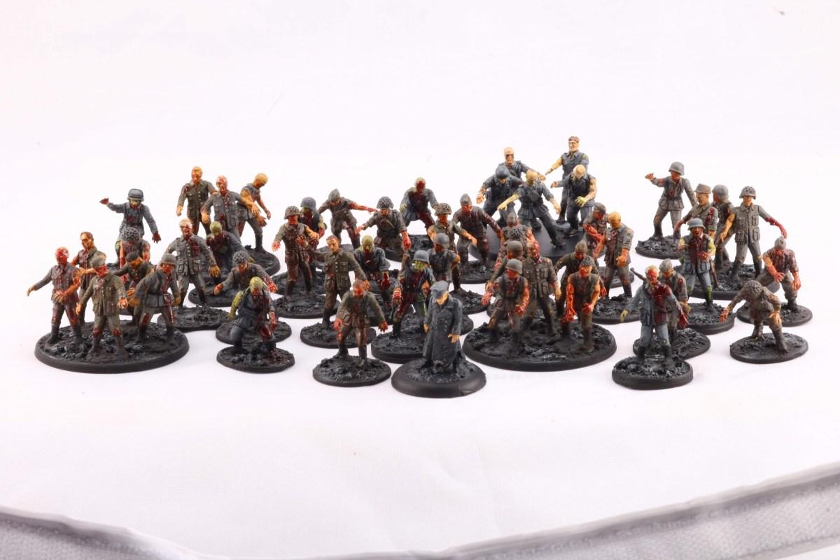 Studio Miniatures Die Verdammten (Nazi Zombies)