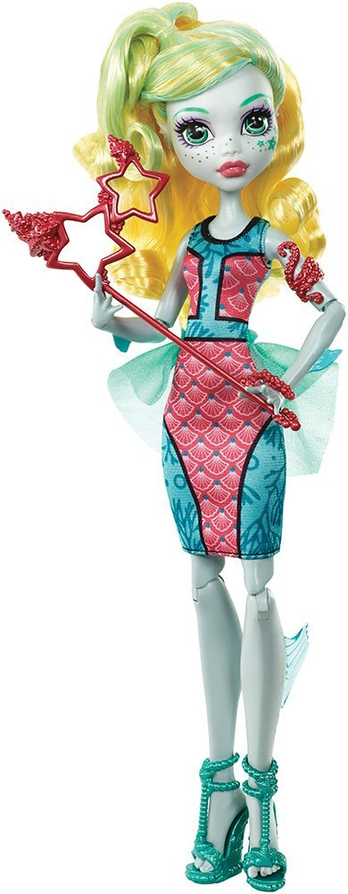 Monster High Dance The Fright Away Lagoona Blue Doll 8 70