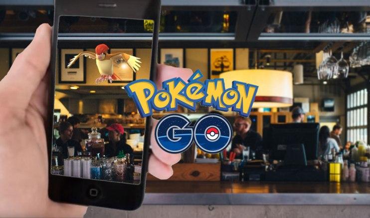 Pokémon GO Commerçant