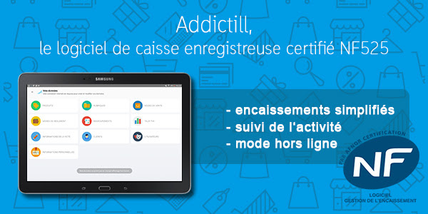caisse enregistreuse addictgroup