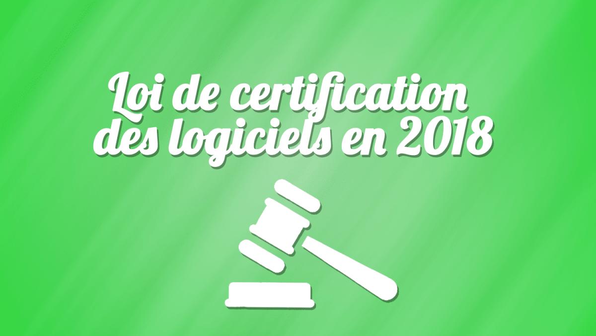 Loi NF525 2018