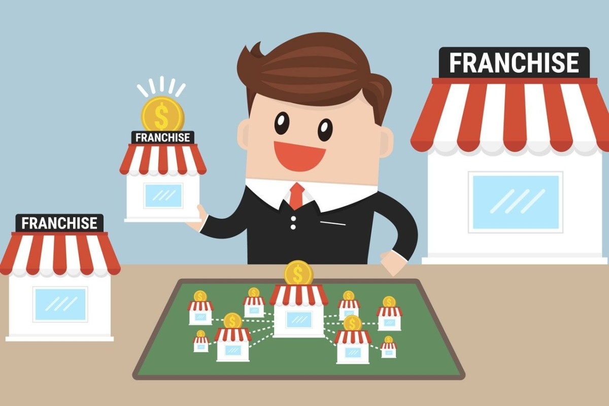 ouverture franchise magasin