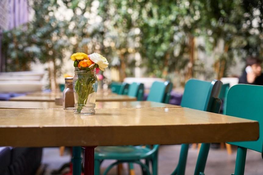 restauration salle de restaurant