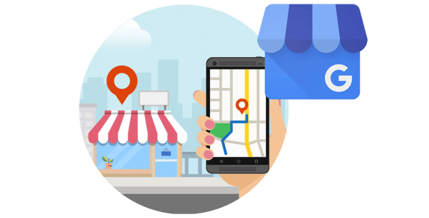Google My business référencement local