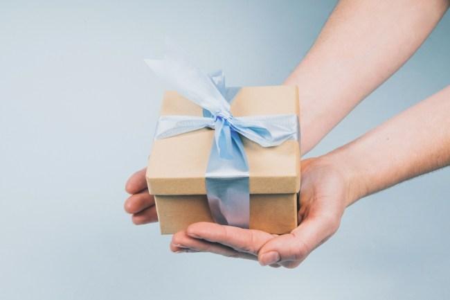 parrainage cadeau