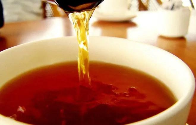ادمان الشاي