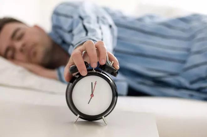 ادمان النوم