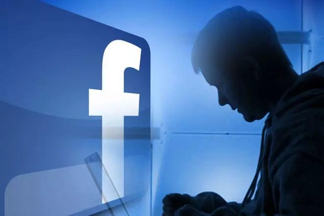هل أنت مدمن على الفيس بوك