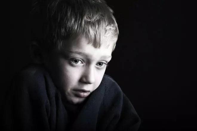 متى يصبح الخوف عند الأطفال مرض نفسي