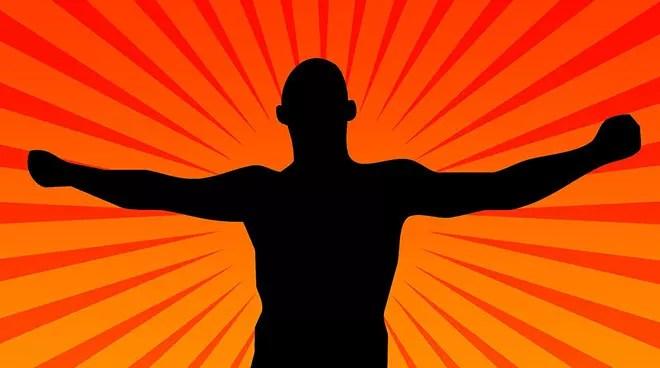 الإنسان الأقوى (1)