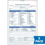 Driver Vehicle Inspection Report Form Addictionary