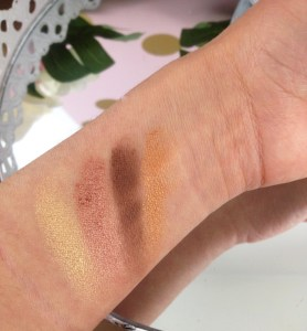 swatch palette Need it nude Elf