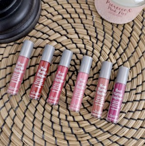 makeup coffret liquid lipstick the balm