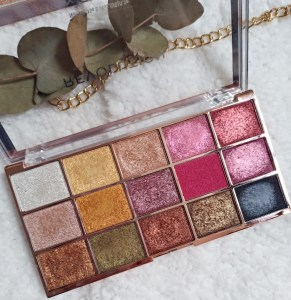 Foil Frenzy Palette Makeup Revolution Creation