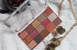 Foil Frenzy Palette Makeup Revolution