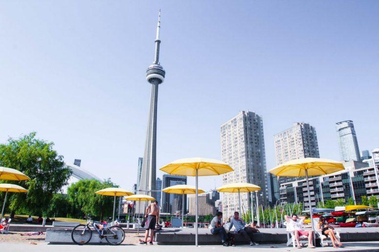 CN Tower Toronto Waterfront