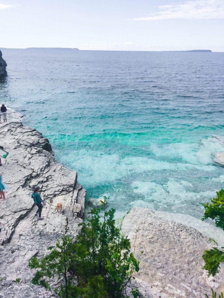 Bruce Peninsula National Park Indian Head Cove