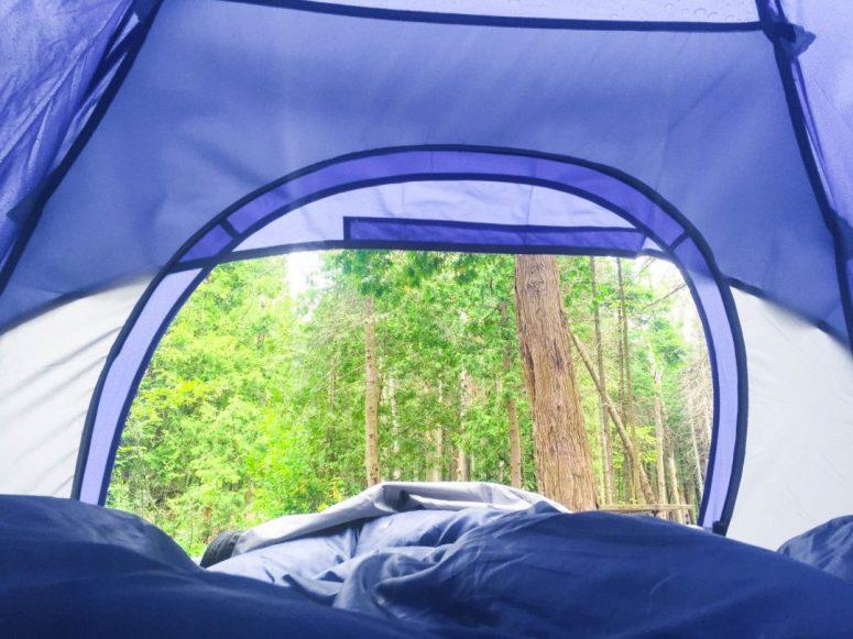 Bruce Peninsula National Park Cyprus Lake Campground