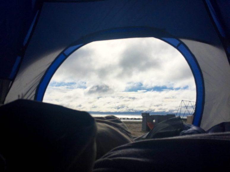 St Ignace Camping Tent