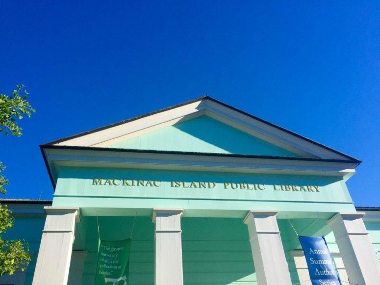 Mackinac Island Public Library Mackinac Island on a Budget