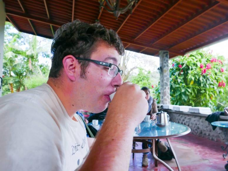 tasting boquete coffee tour