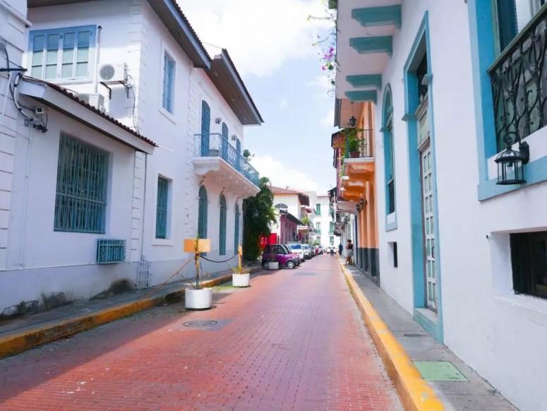 Casco Viejo Panama City Street