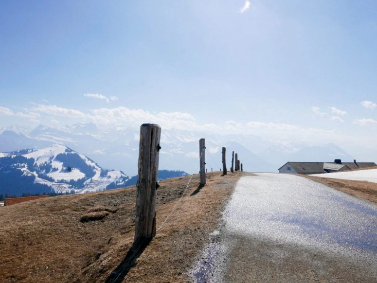 Hiking Mount Rigi // The Perfect Day Trip from Lucerne