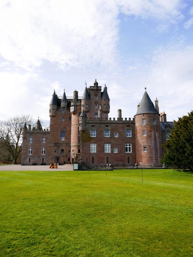 Glamis Castle Scotland