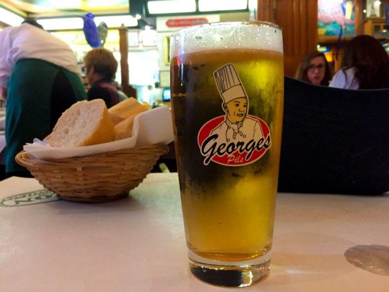 Belgian Beer Chez Leon