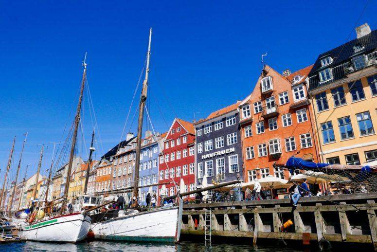 Wind & Water // A Copenhagen Canal Tour
