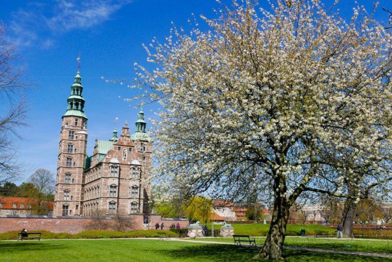 Romping Through Rosenborg Palace