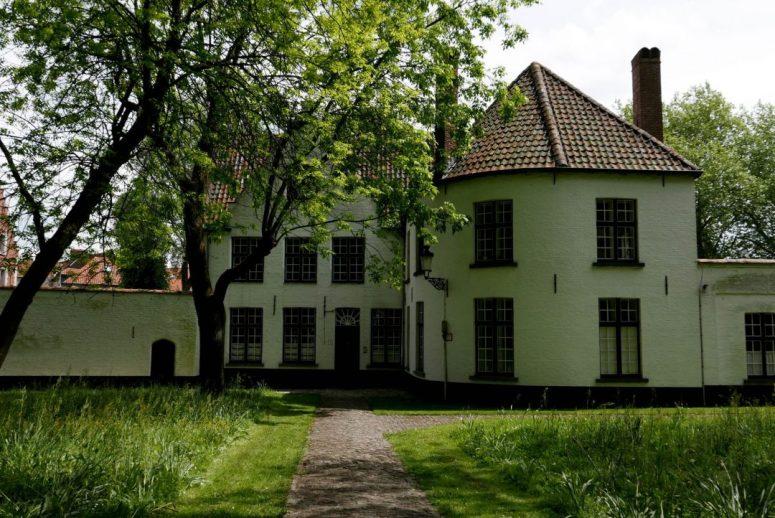 Begijnhof Bruges Building