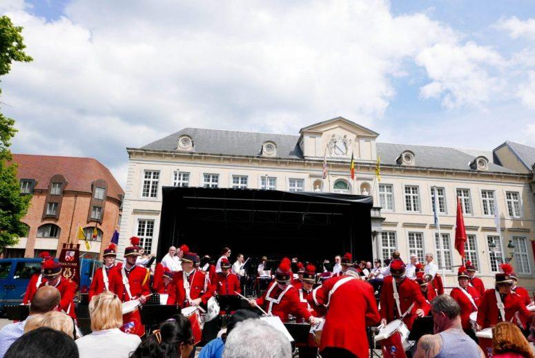 Bruges Burg Concert