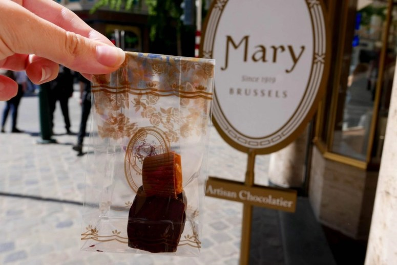 A Chocolate Tour of Brussels