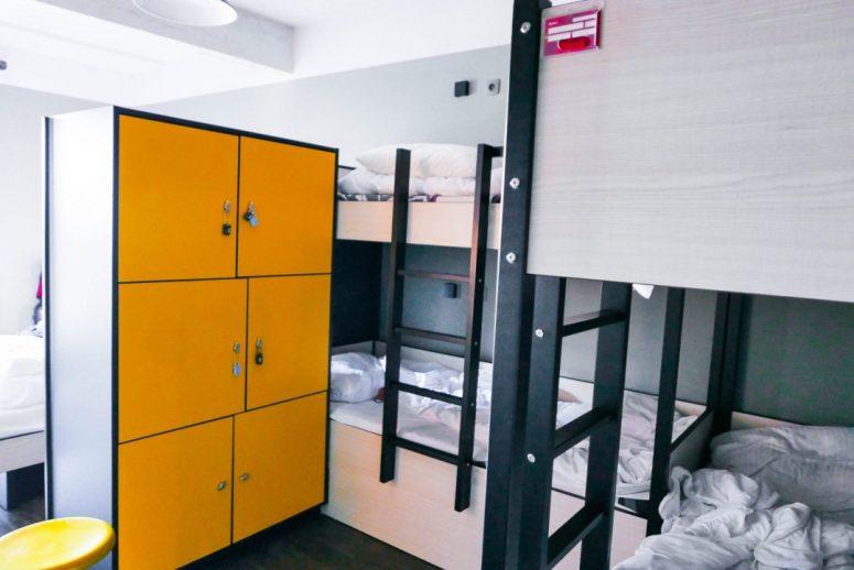 MEININGER Brussels dorm room