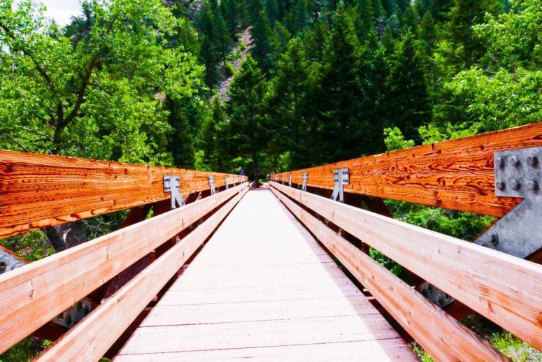 Eldorado Canyon Colorado Bridge