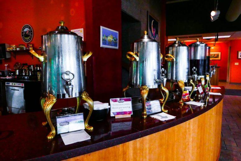 Celestial Seasonings Tea Samples