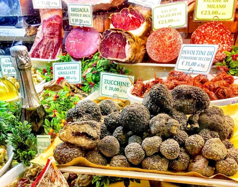 Mercato Centrale Florence Italy Best Food Markets in Europe