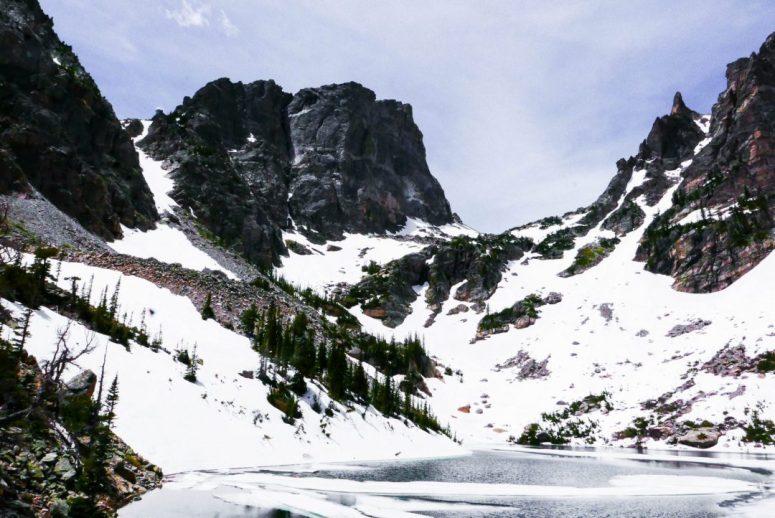 Emerald Lake Rocky Mountain National Park